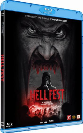 Hell Fest 2018 HC HDRip XviD AC3-EVO