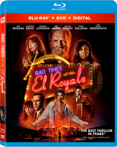 Bad Times at the El Royale (2018) 1080p BRRip 5.1-2.0 x264 Phun Psyz
