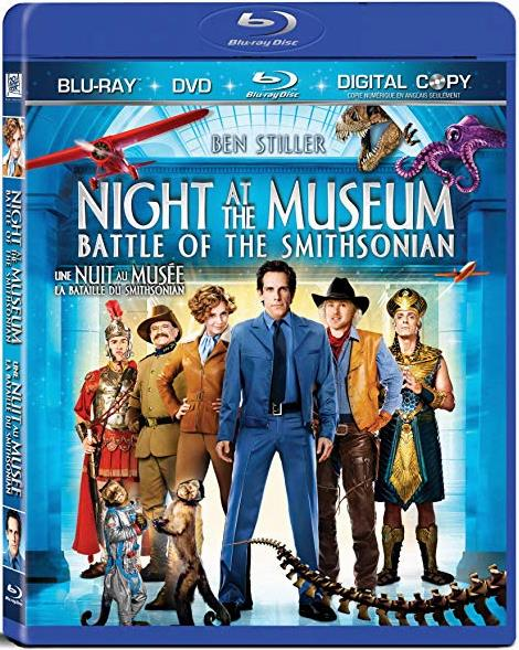 Night At The Museum Battle Of The Smithsonian 2009 1080p BluRay H264 AAC-RARBG