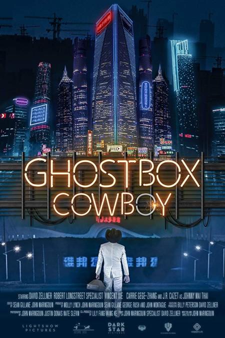 Ghostbox Cowboy 2018 HDRip XviD AC3-EVO