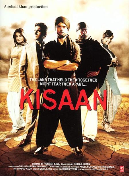 Kisaan (2009) Hindi 720p WEB-HD x264 AC3 ESub-Sun George