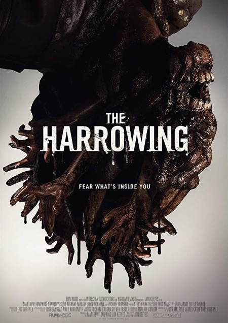 The Harrowing (2017) WEB-DL XviD AC3-FGT