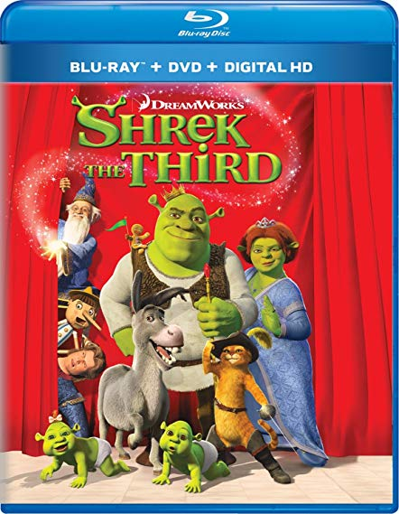 Shrek the Third (2007) 1080p BluRay H264 AAC-RARBG