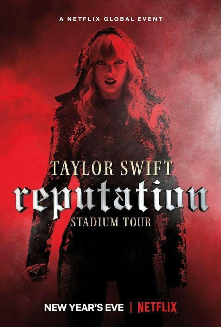 Taylor Swift Reputation Stadium Tour 2018 720p NF WEBRip DDP5 1 x264-NTG
