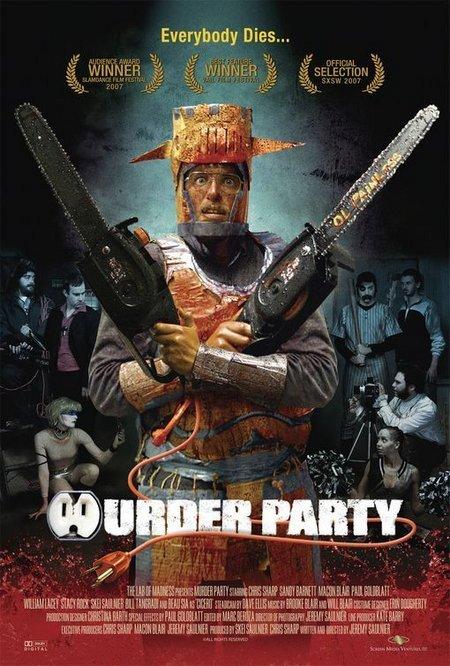 Murder Party 2007 720p WEBRip X264-INFLATErarbg