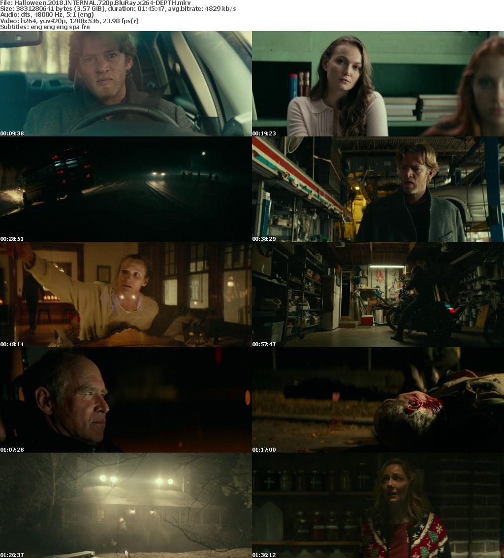 Halloween (2018) INTERNAL 720p BluRay x264-DEPTHrarbg