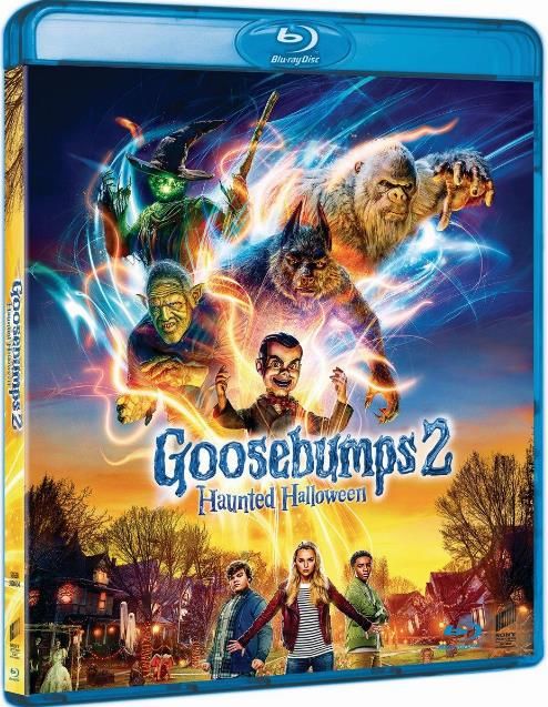 Goosebumps 2 Haunted Halloween (2018) 720p BluRay Dual Audio Eng Hindi ORG ESubs-DLW