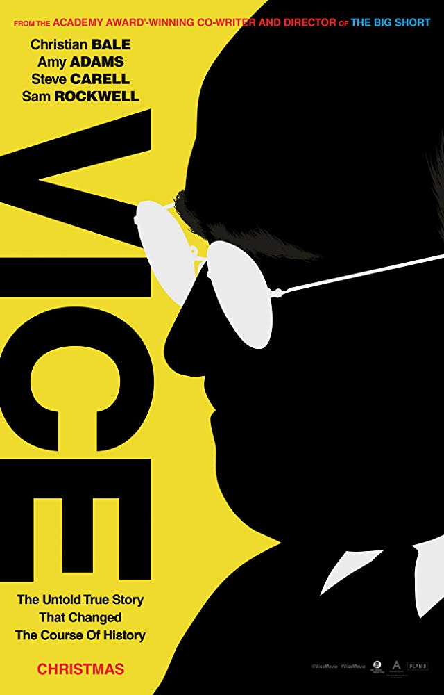 The Vice 2018 DVDScr Xvid AC3 HQ Hive-CM8[EtMovies]