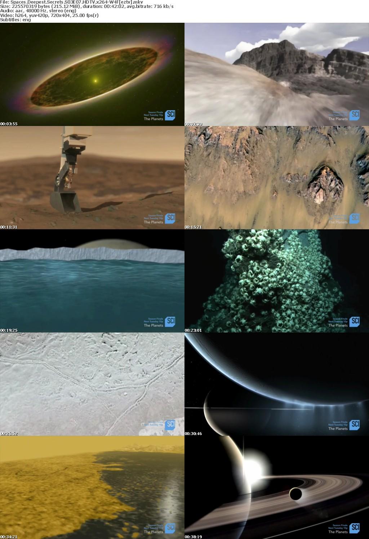 Spaces Deepest Secrets S03E07 HDTV x264-W4F