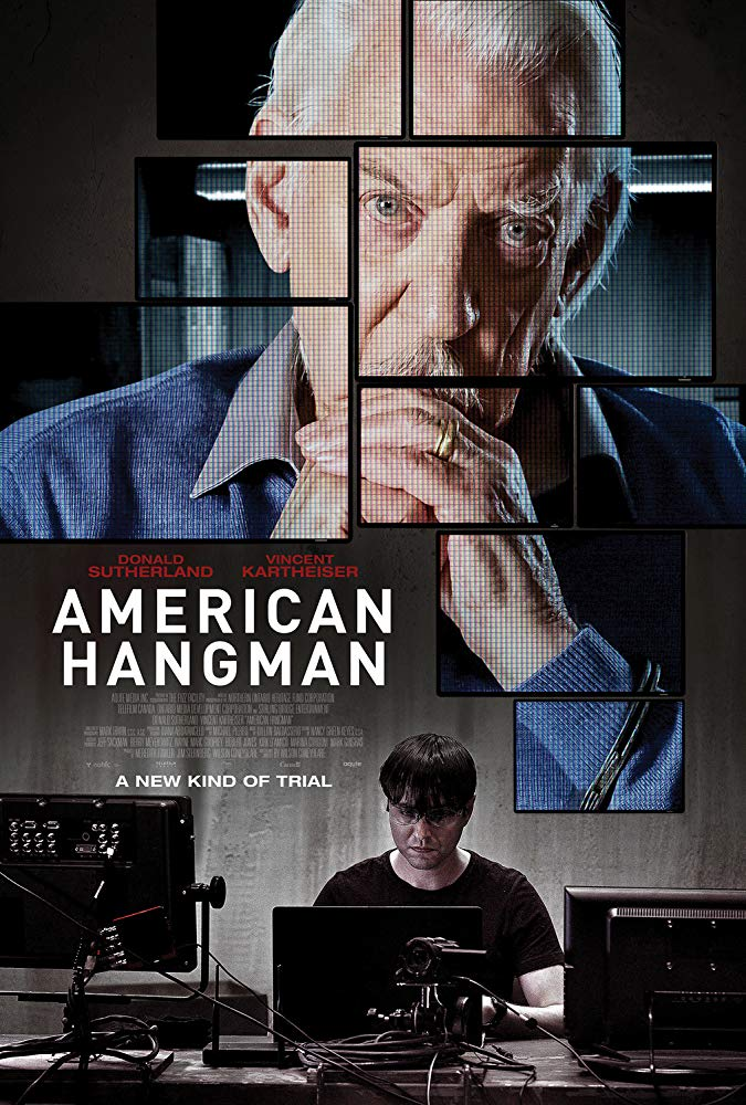 American Hangman 2018 HDRip AC3 X264-CMRG [TD]