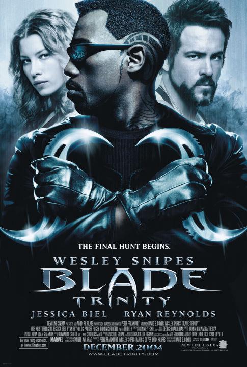 Blade Trinity 2004 [BluRay] [720p] YIFY