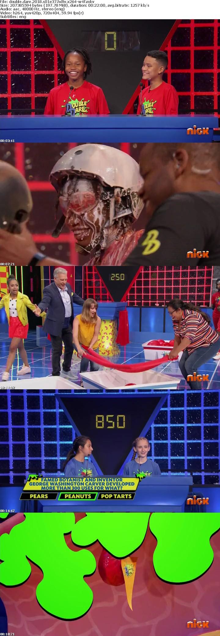 Double Dare 2018 S01E37 HDTV x264-W4F