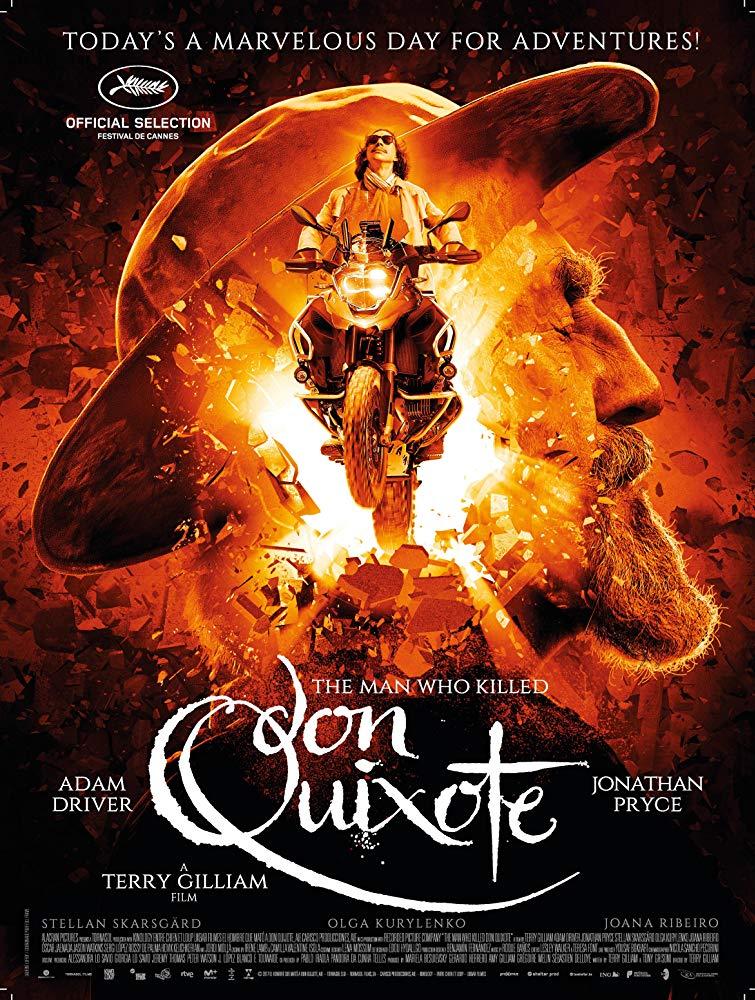 The Man Who Killed Don Quixote 2018 720p BDRip AC3 X264-CMRG