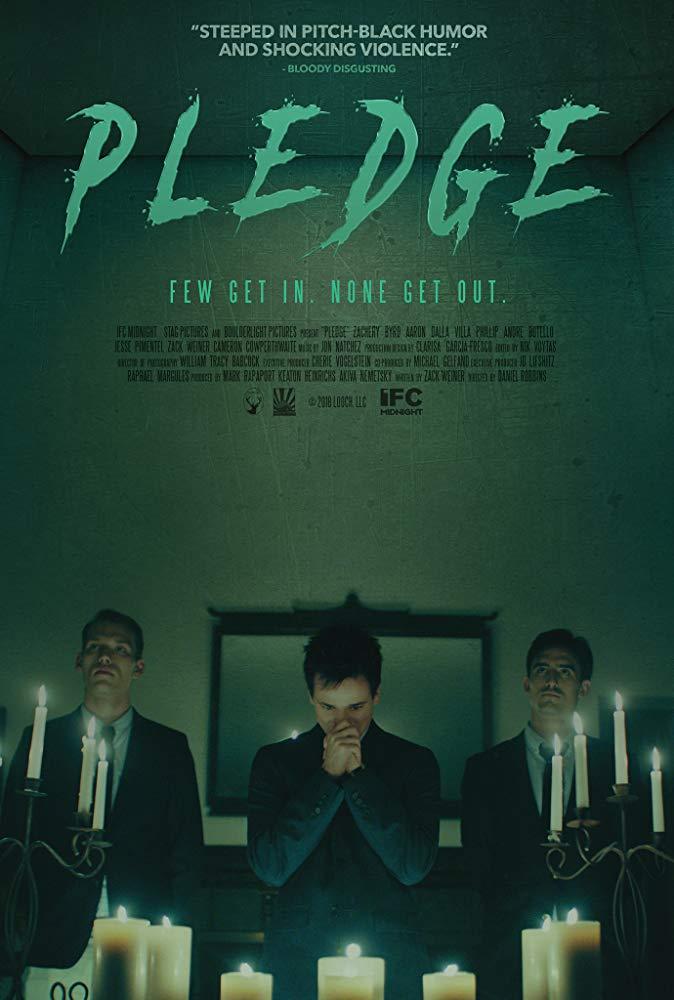 Pledge 2018 [WEBRip] [1080p] YIFY