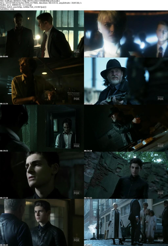 Gotham S05E02 720p HDTV x264-CRAVERS
