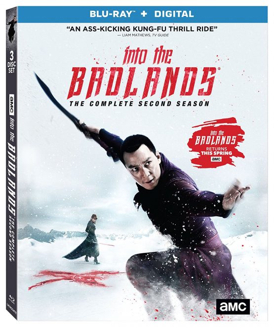 Into the Badlands Season 02 Complete 720p WEBRip x264 AC3 ESub Dual Audio Hindi English 4.35GB-CraZzyBoY