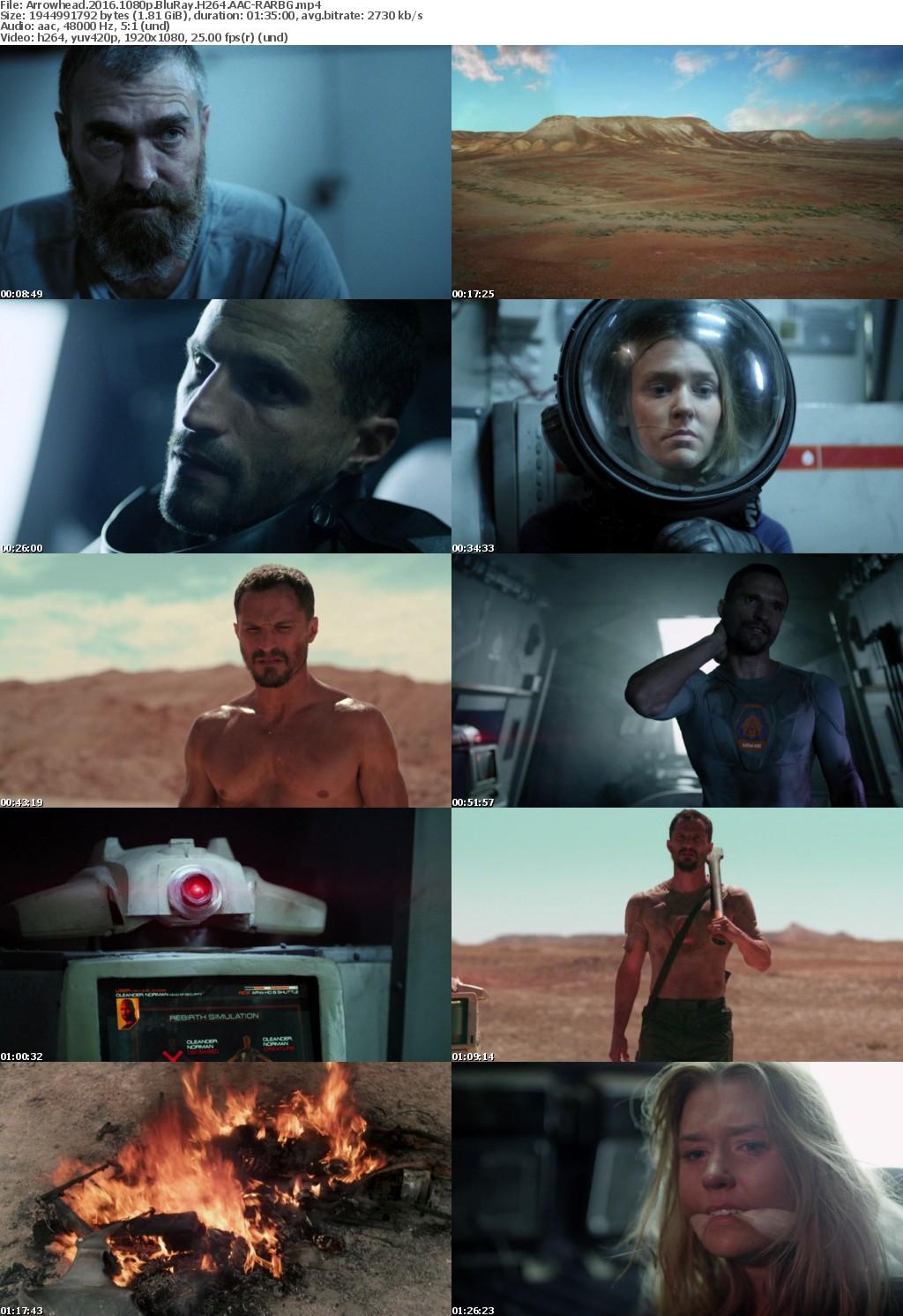 Arrowhead (2016) 1080p BluRay H264 AAC-RARBG