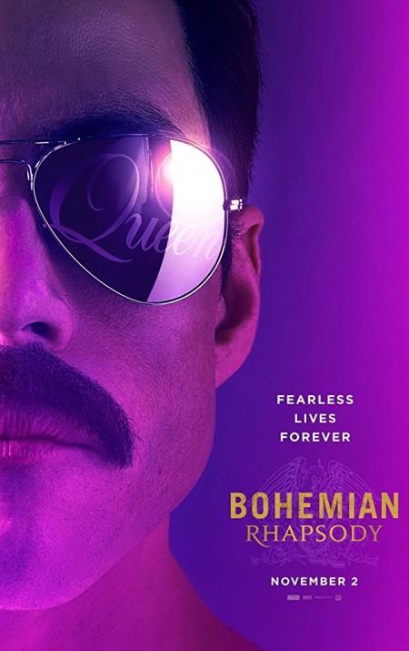 Bohemian Rhapsody 2018 DVDScr Xvid AC3 SHQ Hive-CM8