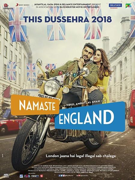 Namaste England (2018) 720P Untouched Web Dl AVC AAC