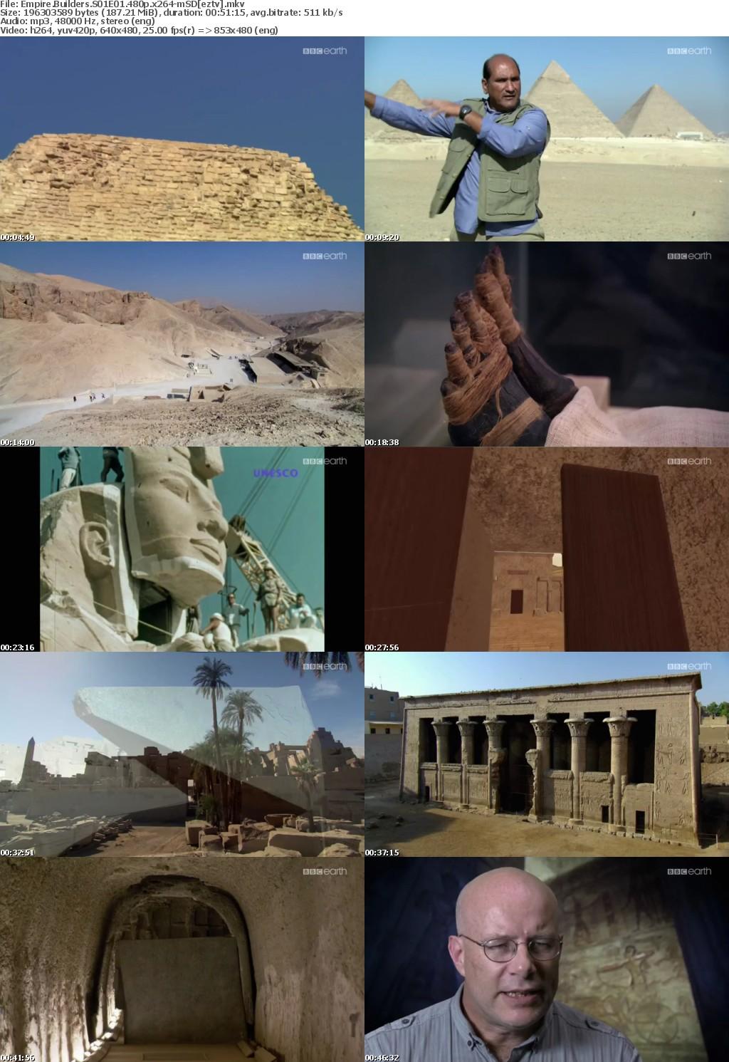 Empire Builders S01E01 480p x264-mSD