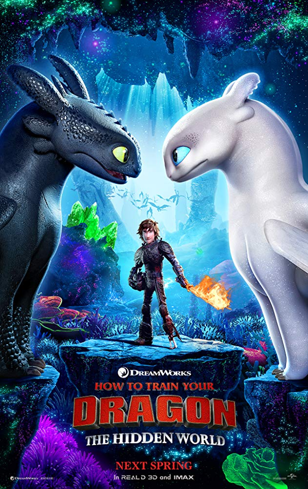 How to Train Your Dragon The Hidden World (2019) HDCAM XViD AC3-ETRG