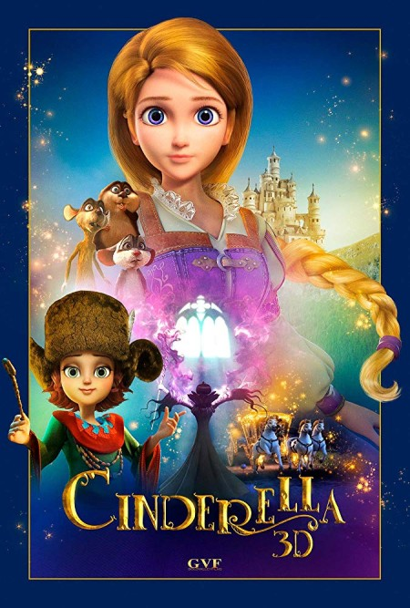 Cinderella and the Secret Prince (2019) HDRip AC3 X264-CMRG