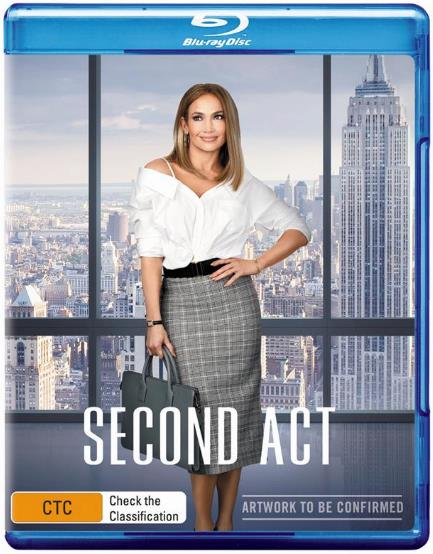 Second Act (2018) 720p NF Web-DL 800MB MSubs-DLW