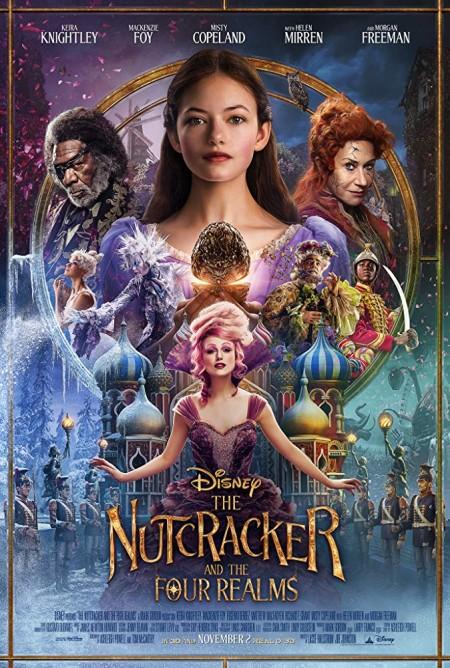 The Nutcracker And The Four Realms 2018 BRRip AC3 X264-CMRG