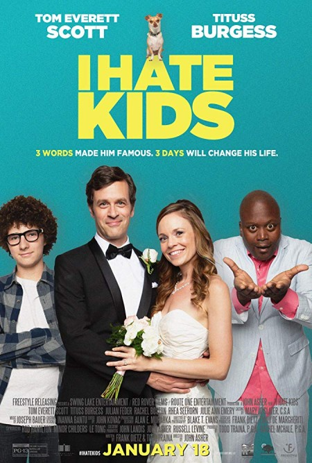 I Hate Kids (2019) WEB  DL XviD MP3  FGT