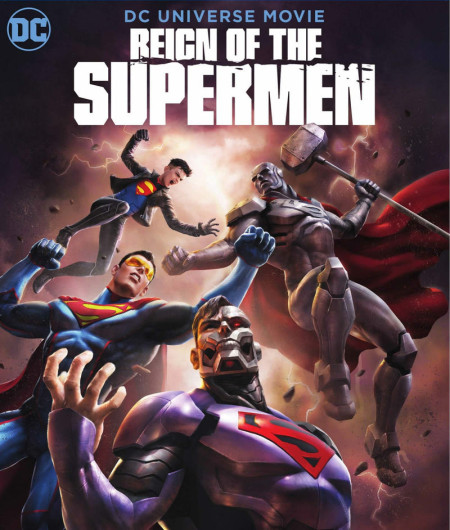 Reign of the Supermen (2019) 1080p 5 1 - 2 0 x264 Phun Psyz