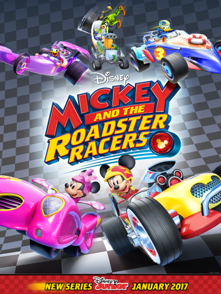 Mickey and the Roadster Racers S02E15 HDTV x264-W4F