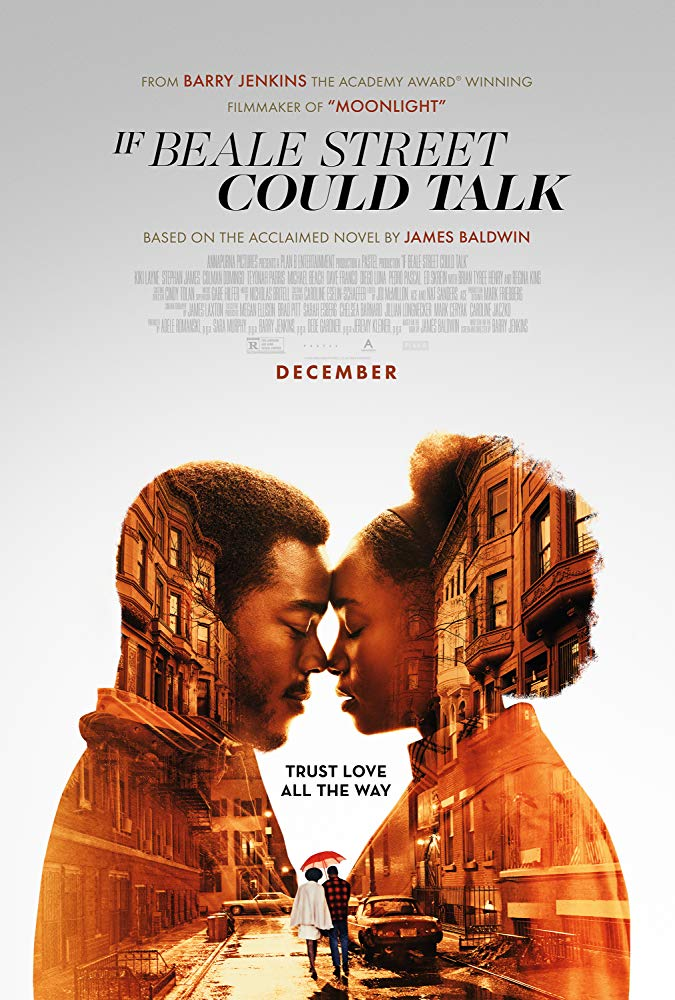 If Beale Street Could Talk 2018 English 720p HDRip x264 850MB