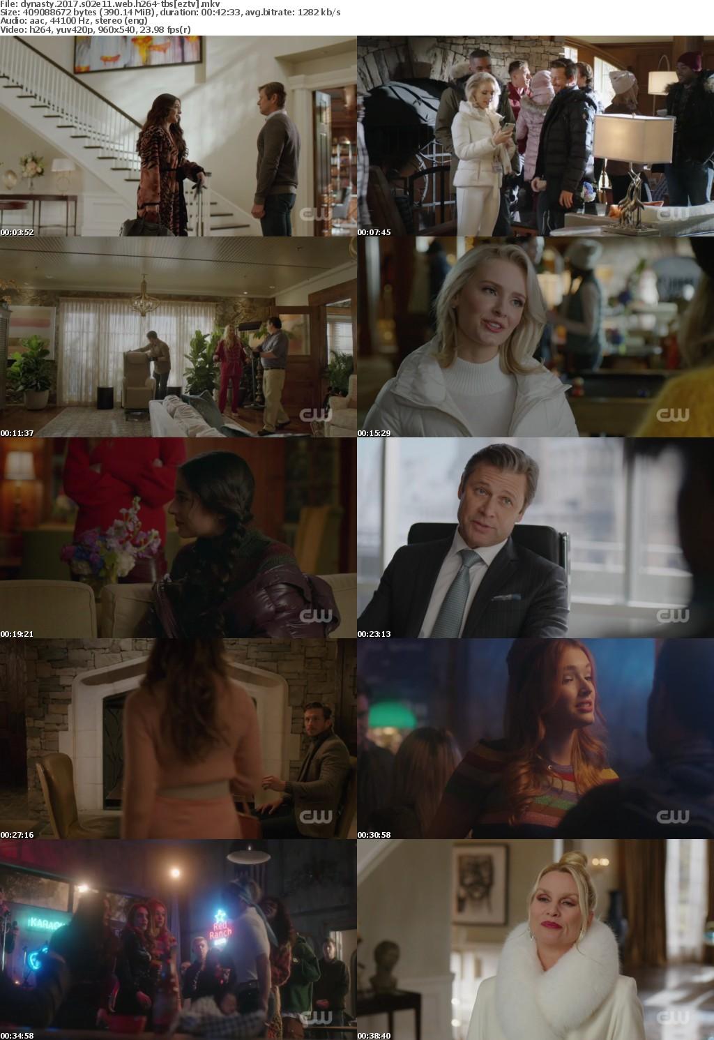 Dynasty (2017) S02E11 WEB h264-TBS