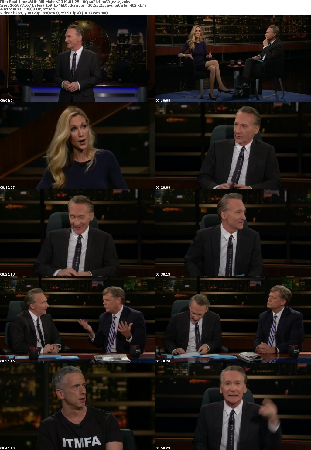 Real Time With Bill Maher (2019) 01 25 480p x264-mSD