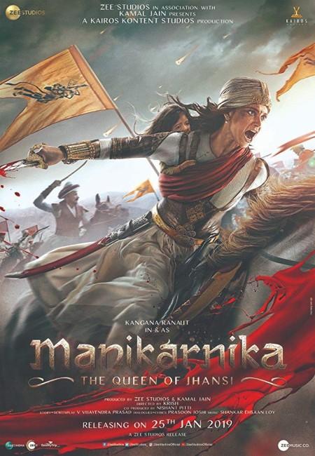 Manikarnika The Queen of Jhansi (2019) 1-3 Desi Pre Rip x264 AAC-DTOne
