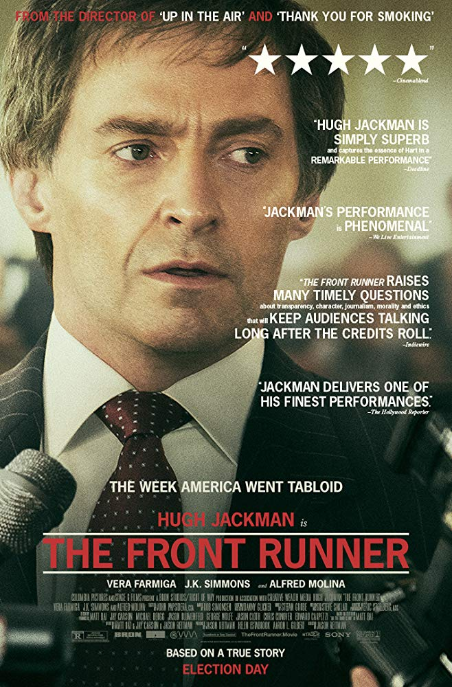 The Front Runner 2019 DVDRip XviD AC3-EVO