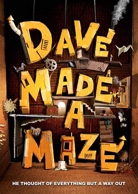 Dave Made a Maze 2017 720p BluRay x264-BONSAI