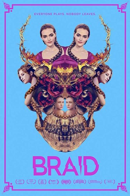 Braid (2018) 1080p WEB  DL DD5.1 H264  FGTEtHD
