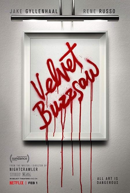 Velvet Buzzsaw (2019) 1080p WEB-DL DD5.1 x264-NTG DUAL-RK