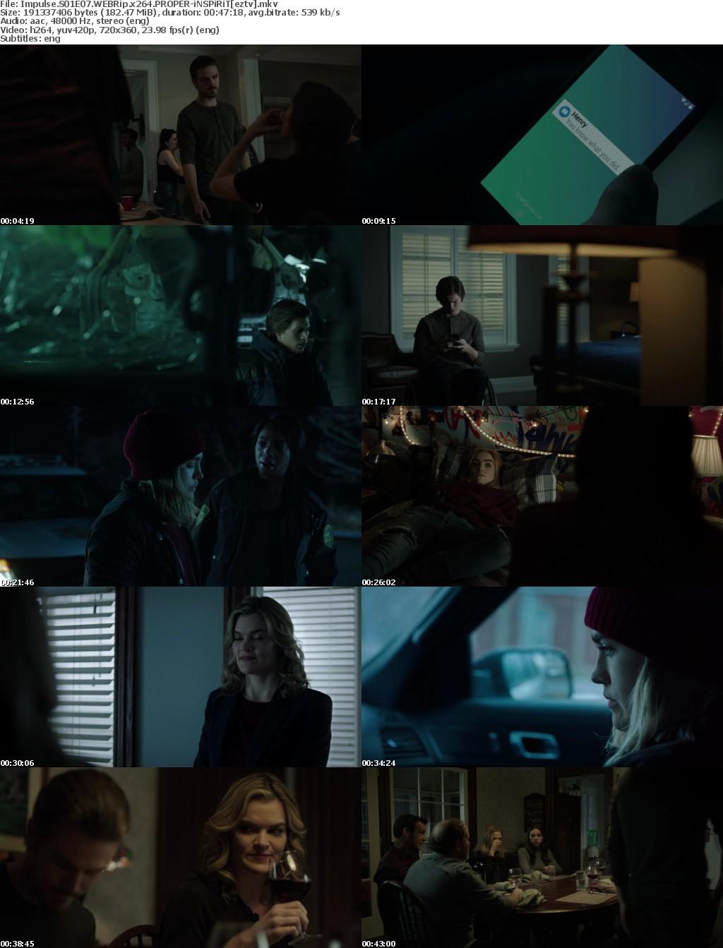 Impulse S01E07 WEBRip x264 PROPER-iNSPiRiT
