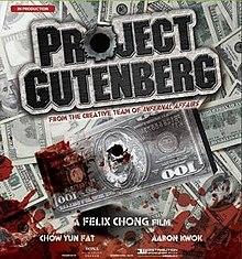 Project Gutenberg 2018 BluRay 720p Ganool