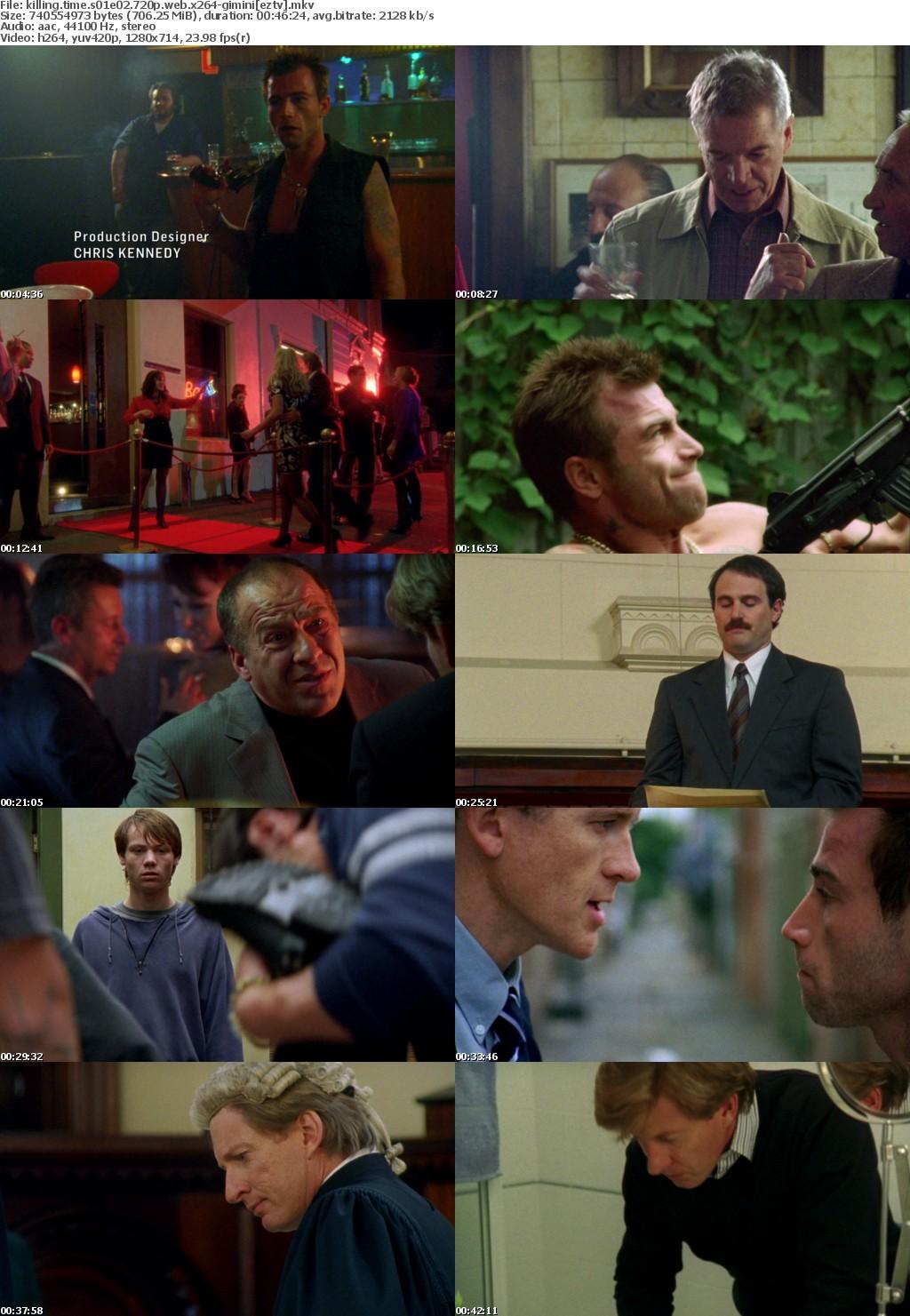 Killing Time S01E02 720p WEB x264-GIMINI