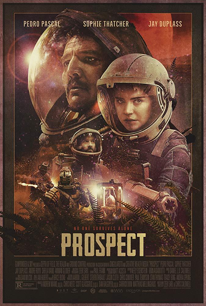 Prospect 2018 English 720p HDRip x264 850MB