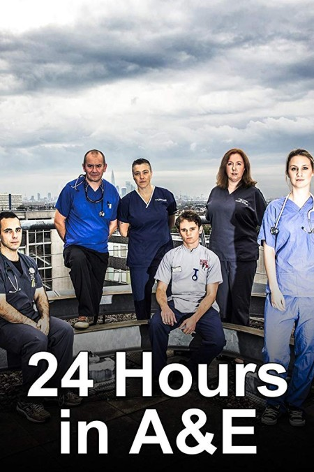 24 Hours In A and E S17E04 720p HDTV x264-QPEL