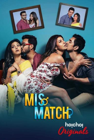 Mis Match (2018) Hindi 720p WEB-DL x264-DLW