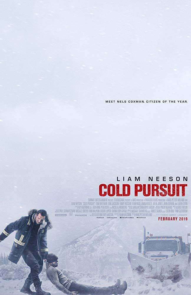 Cold Pursuit 2019 HDCAM XViD AC3-ETRG