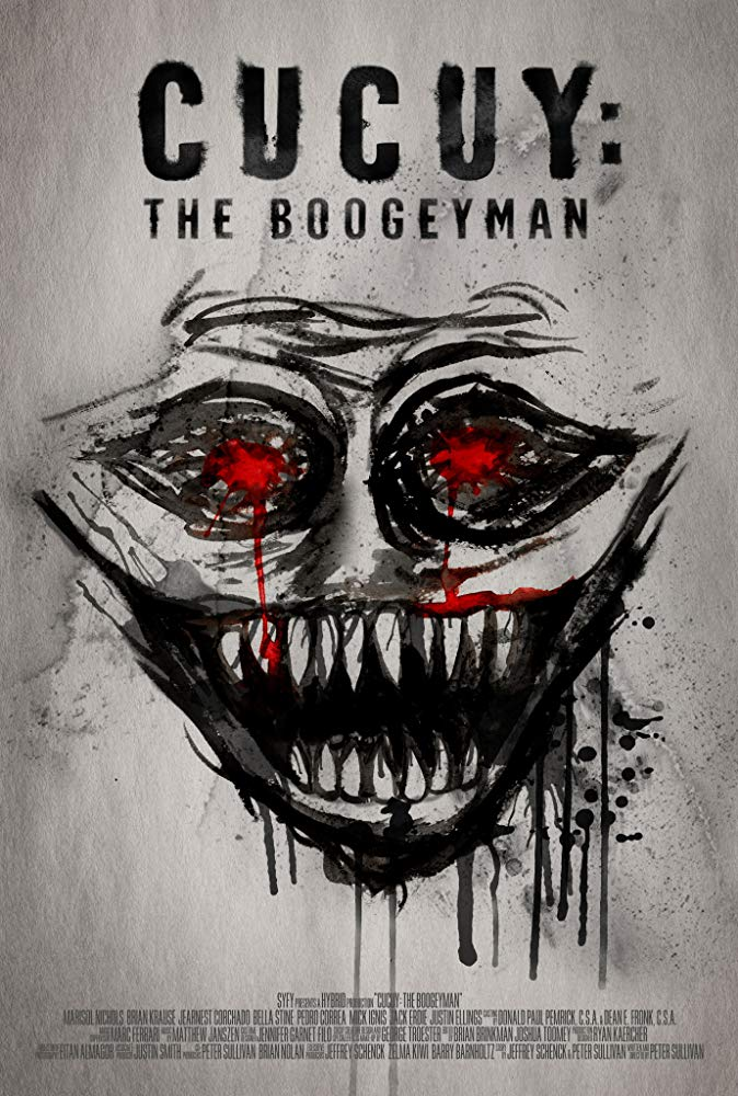 Cucuy The Boogeyman 2018 HDRip AC3 X264-CMRG