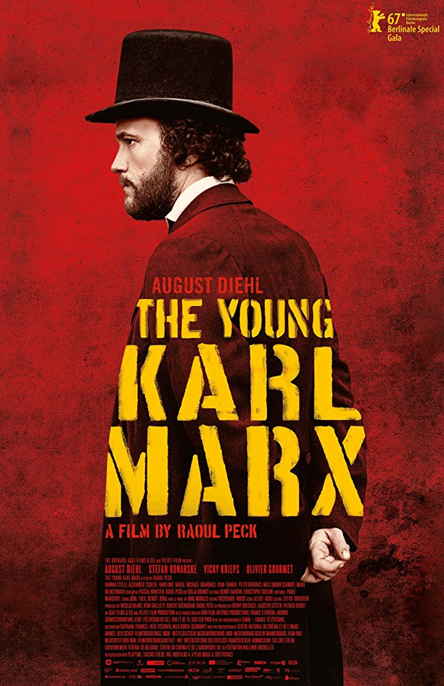 The Young Karl Marx 2017 GERMAN 1080p BluRay H264 AAC-VXT
