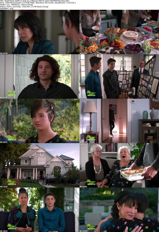 Andi Mack S03E11 One in a Minyan HDTV x264-CRiMSON