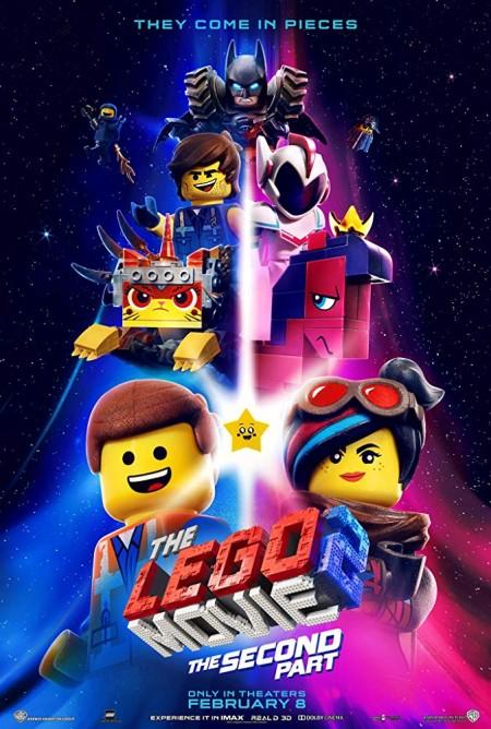The Lego Movie 2 2019 HDCAM XViD AC3-ETRG